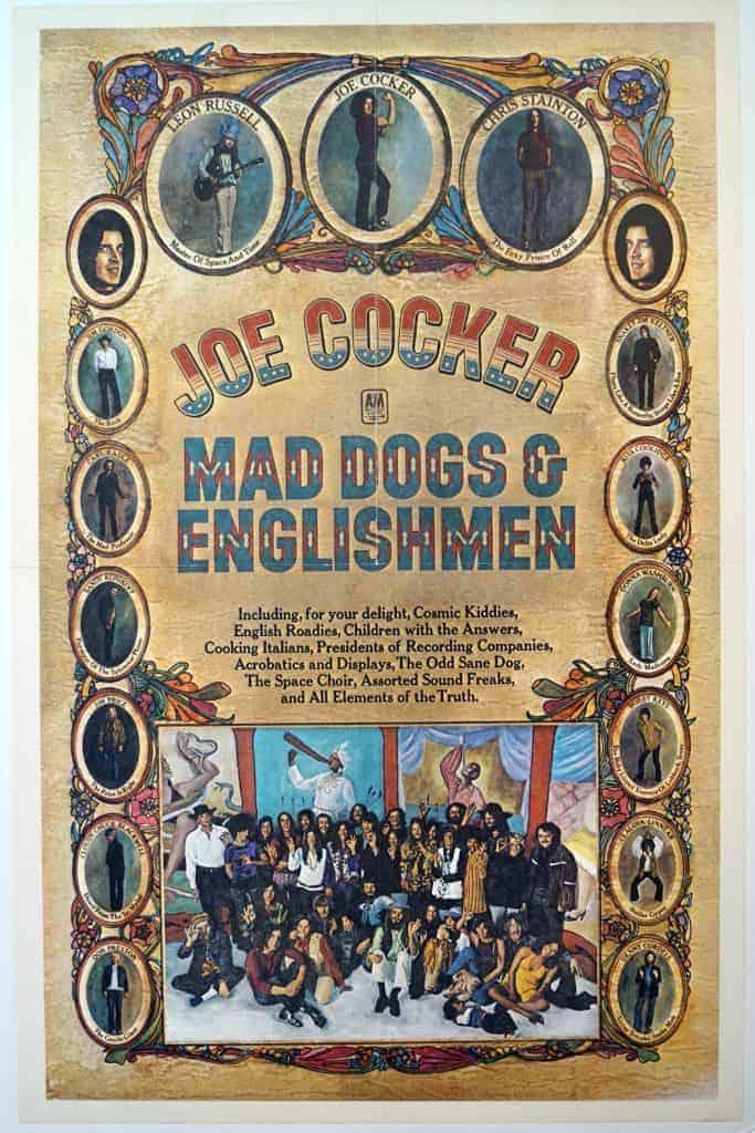 1970 Tour Poster